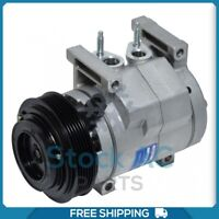 BuyAutoParts 60-03679NA New AC Compressor /& A//C Clutch For Chrysler 300 /& Dodge Challenger Charger