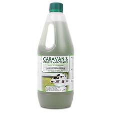 Caravan Reiniger Konzentrat 1:50 speziell für Wohnwagen, Wohnmobil und Zelte