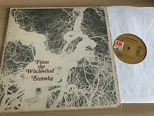 THE STRAWBS - FROM THE WITCHWOOD - UK A & M  A1//B1 -   LP