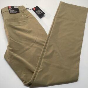 Pantalones De Golf De 4 Bolsillos Under Armour Resistente Al Agua Bermudas