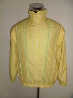 vintage KLEPPER Nylon Jacke sports jacket oldschool 80s Trainingsjacke 44 M