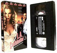 """L.A. Confidential (1997)"" Film Noir/Drama Vhs Tape 1998 Crowe, Spacey, Basinger"