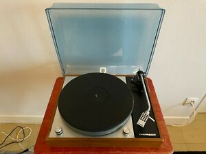THORENS TD 150 MKll 2-Speed Belt-Drive Suspended Chassis Turntable Tourne-disque