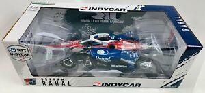 1:18 2021 Greenlight Graham Rahal #15 RLL United Rentals IndyCar Die Cast