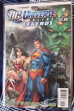 DC Universe Online Legends #2 (April 2011, DC) VF