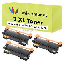 3x Toner für Brother TN2220 MFC 7360N 7860DW DCP7060 HL 2240 7460DN D 2250DN NEU