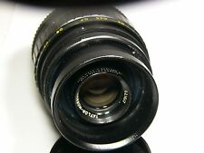 Tailor Hobson 2 inch f/3 lens with micro 4/3 MFT-mount LUMIX Black Magic BMPCC
