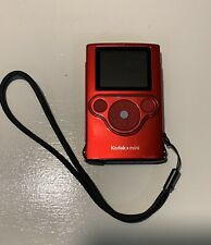 KODAK MINI VIDEO RECORDER CAMERA ZM1 USB RECHARGEABLE  NO CORD