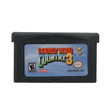 Donkey Kong Country 3 GBA Game Boy Advance Cartridge USA English