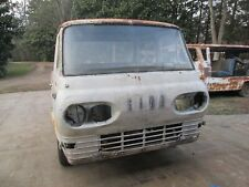 1962 ford econoline pickup project