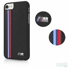"Bmw M Sport iPhone 7 4,7"" funda de móvil protección back hard cover case bolso negro"