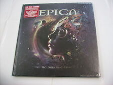 EPICA - THE HOLOGRAPHIC PRINCIPLE - 3CD EARBOOK EDITION NEW SEALED 2016