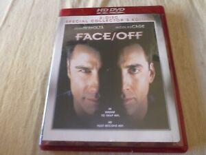 Face Off - Special Collector's Edition 2x HD DVD Region Free John Travolta