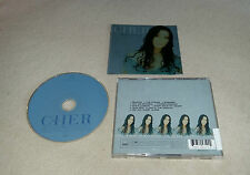 CD  Cher - Believe  10.Tracks  1998  109