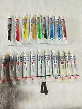 Sakura Poster Colors paint 12ml Tubes 20 total Watercolor paint made in japan 4