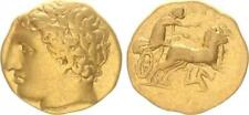 Dekadrachme Gold 317-310 V. Chr. Antique/Sicily/City Syracuse (47104)