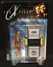 1998 X-Files Fireman Action Figure McFarlane -MOC