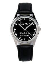 Werder Geschenk Fan Artikel Zubehör Fanartikel Uhr B-1986