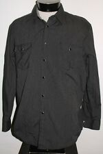 COASTAL Mens XL X-Large striped Button-up shirt Combine ship Discount