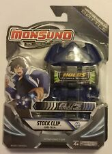 Monsuno Blue Stock Clip Core Tech New