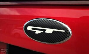 Front and Rear Badge Overlay - GT Logo - Kia Stinger 2017-2020