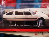 VOITURE HACHETTE CITROËN CX 2500 PRESTIGE PHASE 2 1986 1/24 N°88 + FASCICULE
