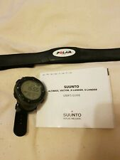 Suunto Advizor Vector Altimax Heart Rate Adventure Watch Altimeter Compass