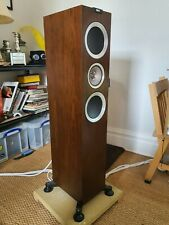 KEF R700 Rosewood 3-Way Bass Reflex Speakers - Great condition, original box