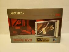 "Archos Av700 Dvr 100Gb 7"" Mobile Digital Video Recorder; New-Open Box"