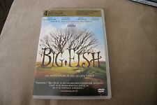 Big Fish ~ Tim Burton Jessica Lange ~ Dvd