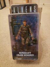 "NECA Alien / Aliens Sergeant Craig Windrix 7"" Action Figure"