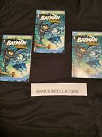 BATMAN: The Caped Crusader #1 100 Page Giant Target Exclusive NM Unread