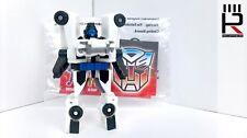 2012 Hasbro Transformers Universe Minicon FLATFOOT - 100% COMPLETE!! RARE!!