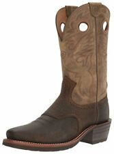 ARIAT Men's Heritage Roughstock Western Boot, Earth/Brown Bomber, Size 9.5 oGpu