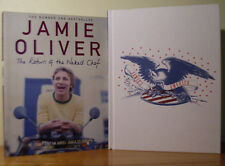JAMIE OLIVER - Jamie's America + Return of the Naked Chef. Excellent condition.