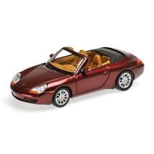 Minichamps Porsche 911 (996) Cabriolet 1998 (red) 1:43 400061092