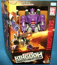 Transformers War for Cybertron: Kingdom Leader Galvatron WFC-K28