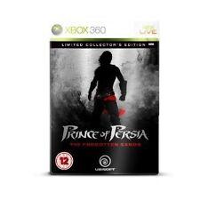 XBOX 360 Prince of Persia il tempo dimenticata COLECTORS Edition NUOVO
