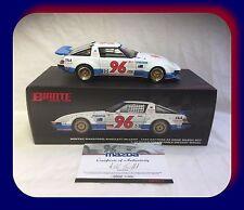 Biante 1:18 Mazda RX7 1985 Daytona 24 Hour Moffat Hansford Bartlett McLeod