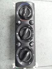 MINI COOPER R50 HEATER AC CONTROLS STANDARD 04/02-12/08 P/N 64111502214