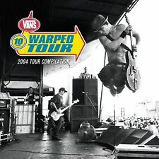 Flogging Molly, NOFX;  Warped Tour: 2004 Compilation (CD, Jun-2004, 2 Discs) New