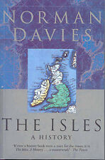 The Isles: A History, Norman Davies, New Book