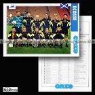 ECOSSE Equipe SCOTLAND Team World Cup FRANCE 98 - Fiche Football 1998
