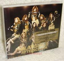 After School Playgirlz Taiwan Ltd CD+DVD+Card (Japanese Language)