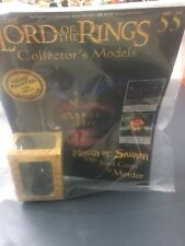 Eaglemoss lord of the Rings #55 Mouth Of Sauron Black Gates Of Mordor