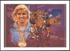 Lesotho 1996 Atlanta Olympic Games/Sports/Volleyball/Swimming 1v m/s (n16326)