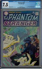 CGC 7.5 SHOWCASE #80 1ST SILVER AGE PHANTOM STRANGER APPEARANCE 1969