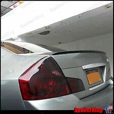 Rear Trunk Lip Spoiler Wing (Fits: Infiniti M35 M45 2005-10 FUGA Y50)SpoilerKing