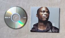 "CD AUDIO MUSIQUE / SEAL ""SEAL IV"" 13T CD ALBUM DIGIPACK 2003 FUNK, SOUL, POP"