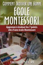 Comment Trouver une Bonne Ecole Montessori : Apprenez À Évaluer les 7 Points...